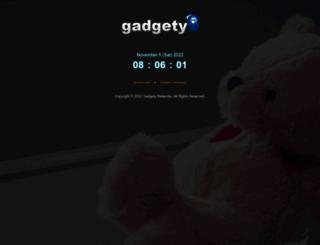 gadgety.net screenshot