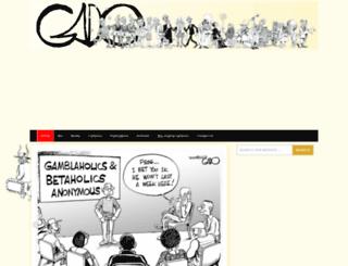 gadocartoons.com screenshot