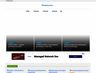 gadzetydarmowe.pl screenshot