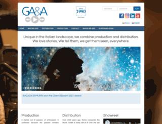 gaea.it screenshot