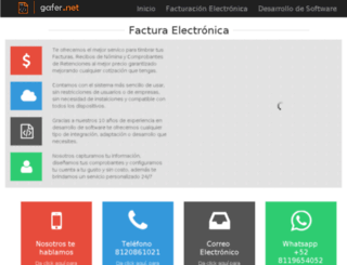 gafer.net screenshot
