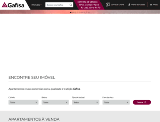 gafisa.com.br screenshot