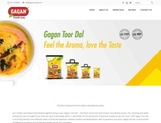 gagantoordal.com screenshot