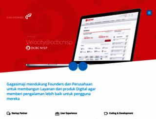 gagasimaji.com screenshot