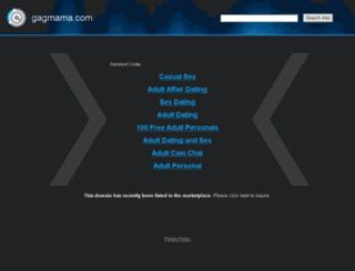gagmama.com screenshot