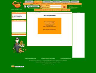 gagner-cash.ouah.fr screenshot