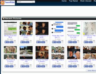 gagride.com screenshot