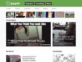 gagzb.madshub.net screenshot