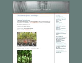 gaharumelaka.com screenshot