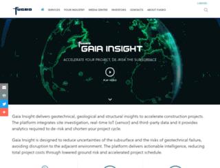gaiainsight.com screenshot