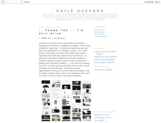 gaileguevara.blogspot.com screenshot