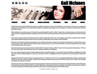 gailmcinnes.com screenshot