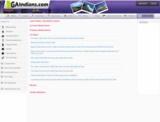 gaindians.com screenshot