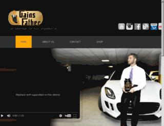 gainsfather.com screenshot