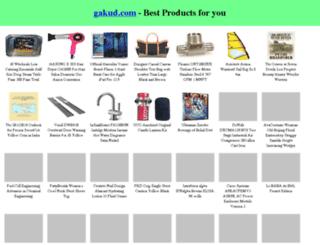 gakud.com screenshot