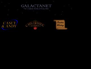 galactanet.com screenshot