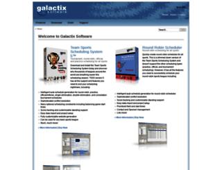 galactix.com screenshot