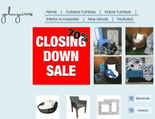 galangaliving.com screenshot