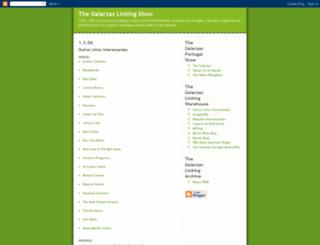 galarzaslinks.blogspot.fr screenshot