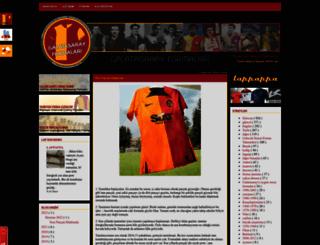 galatasarayformalari.blogspot.com screenshot