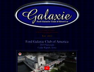 galaxieclub.com screenshot