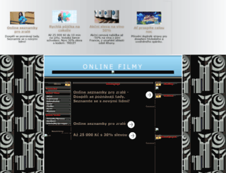 galaxifilmex.7x.cz screenshot
