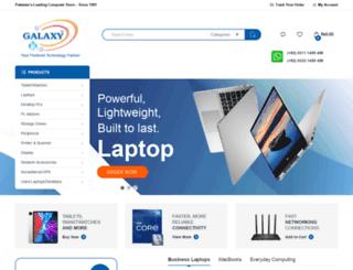 galaxy.com.pk screenshot