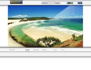 galaxybin.com screenshot
