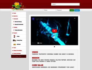 galaxyteam.net screenshot