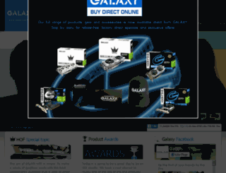 galaxytechus.com screenshot