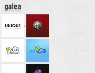 galea.co.il screenshot