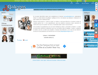 galegos.info screenshot