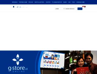 galenium.com screenshot