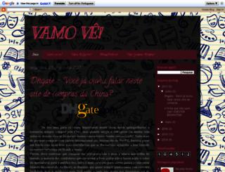 galeravamove.blogspot.com.br screenshot