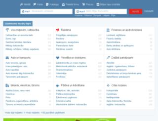 galereja.zl.lv screenshot