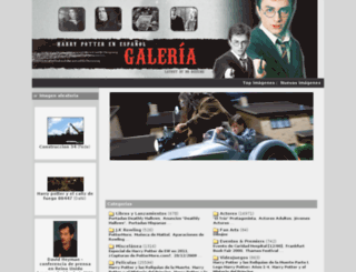 galeria.harrypotter-es.net screenshot