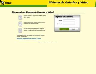 galeria.infoguia.com screenshot