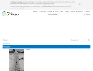 galeria.moja-ostroleka.pl screenshot