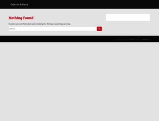 galeriabobasa.com screenshot
