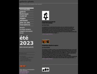 galerie-photo.com screenshot