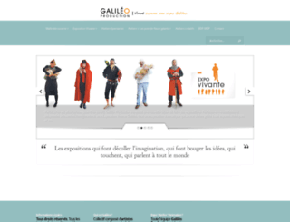galileo-prod.com screenshot
