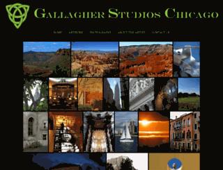 gallagher-studios.com screenshot