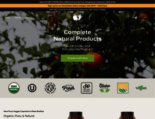 gallbladdercomplete.com screenshot