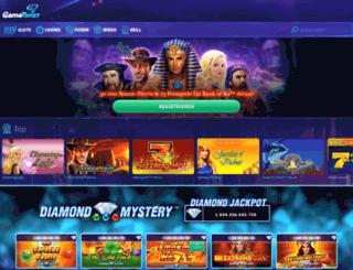 gallendor.gametwist.com screenshot