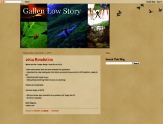 gallenlow.blogspot.com screenshot