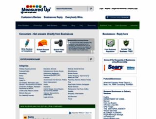 gallery-803-reviews.measuredup.com screenshot
