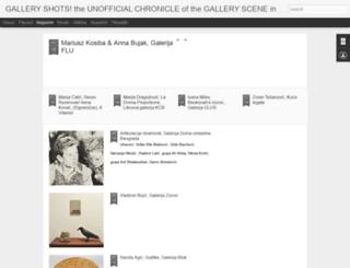 gallery-shots.blogspot.rs screenshot
