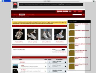 gallery.carreview.com screenshot