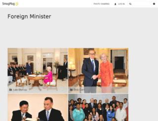 gallery.foreignminister.gov.au screenshot