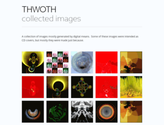 gallery.thwoth.net screenshot